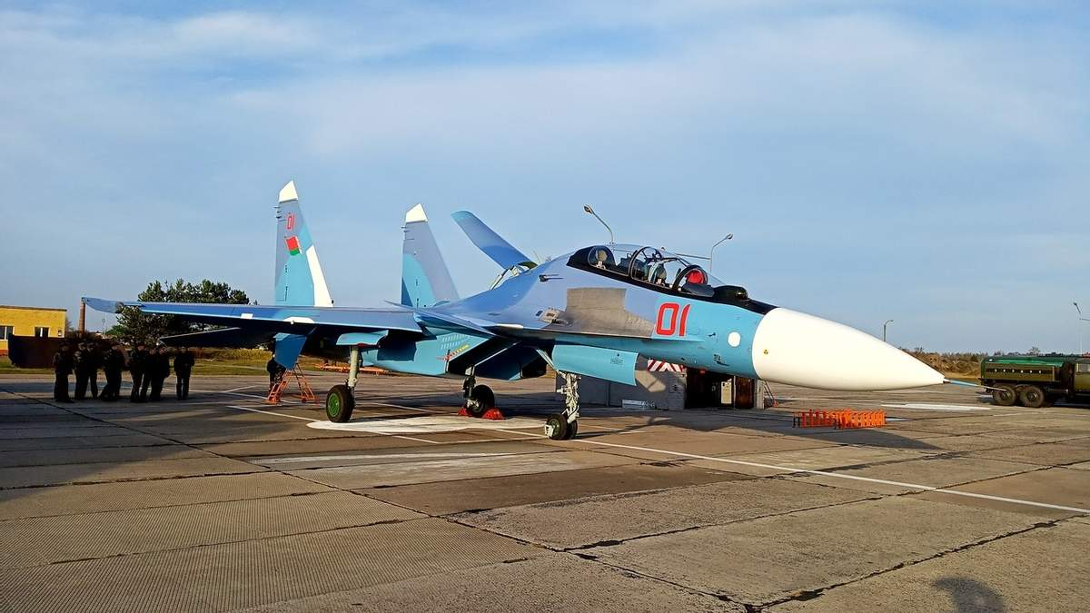 Российские истребители Су-30СМ оснащены французскими индикаторами