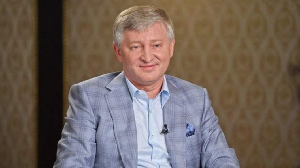 Ахметов просив у помічника Путіна дозволу на відвідини Донбасу