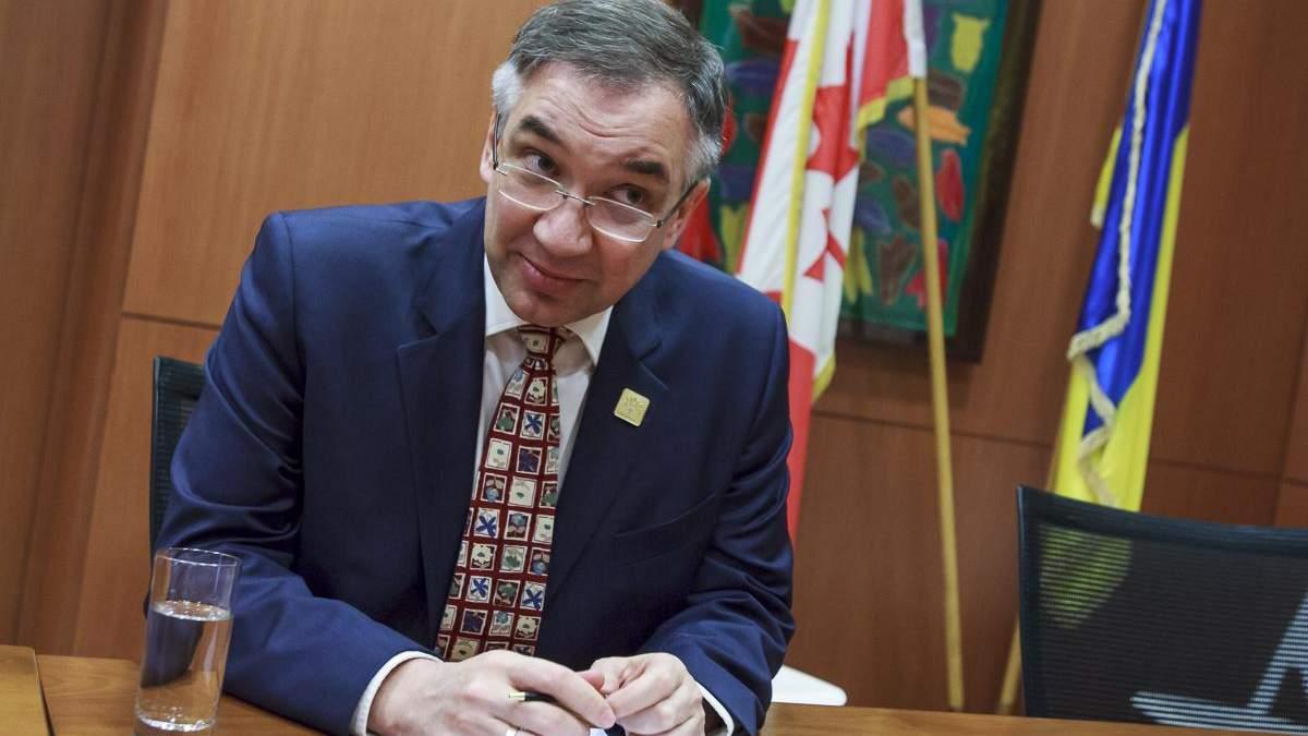 Роман Ващук – экс-посол Канады в Украине