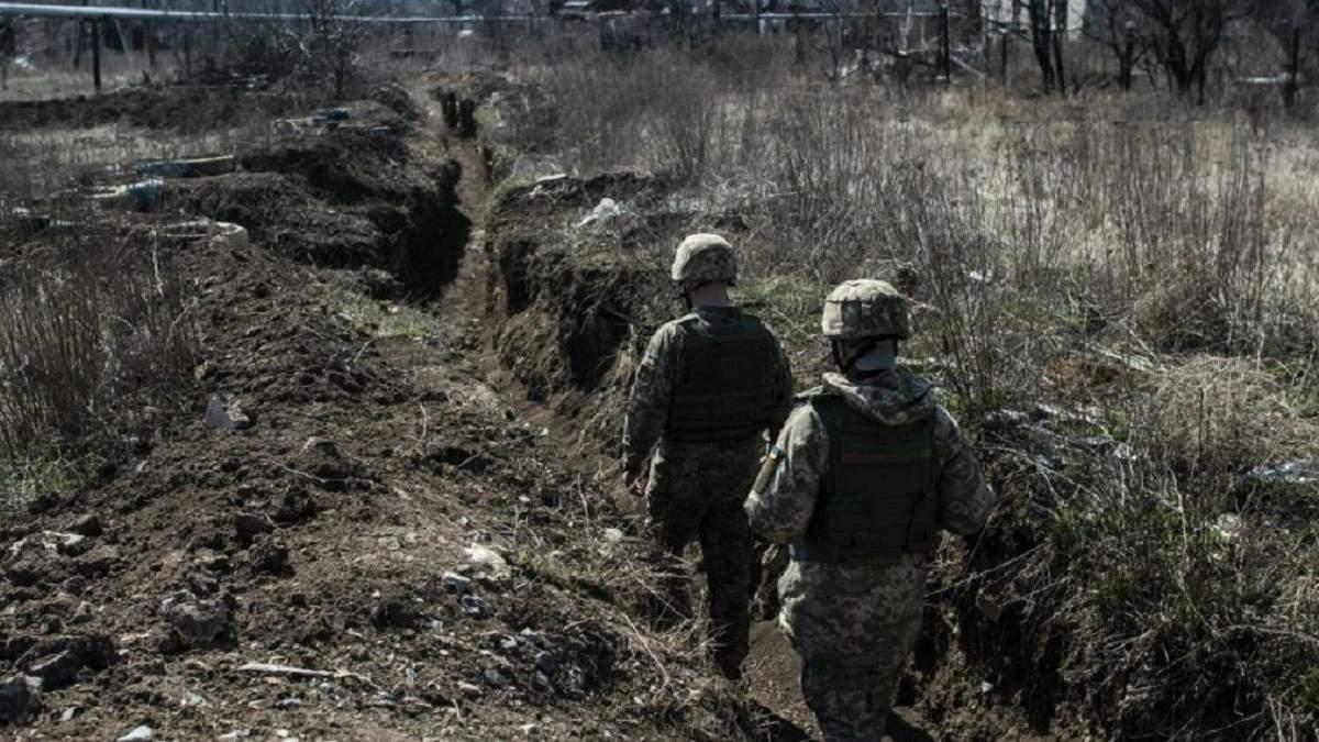 Росія на Донбасі за допомогою безпілотника підірвала українського військового