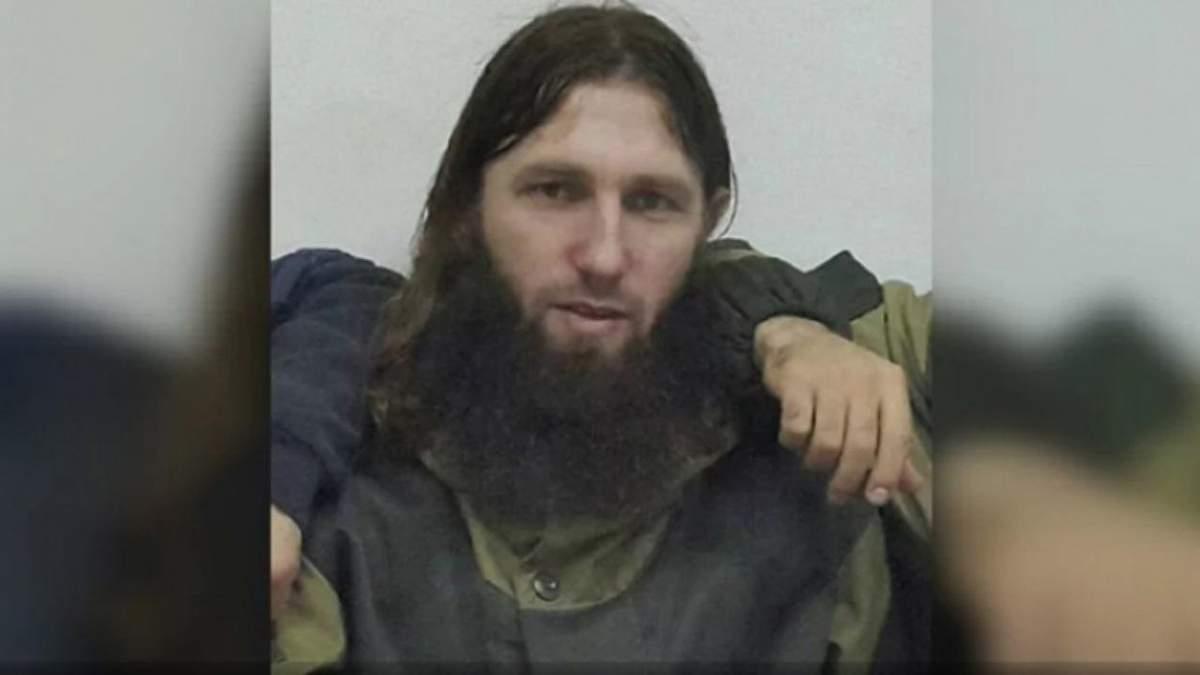 """Один из лидеров """"Исламского государства"""" Аль-Бара Шишани"""