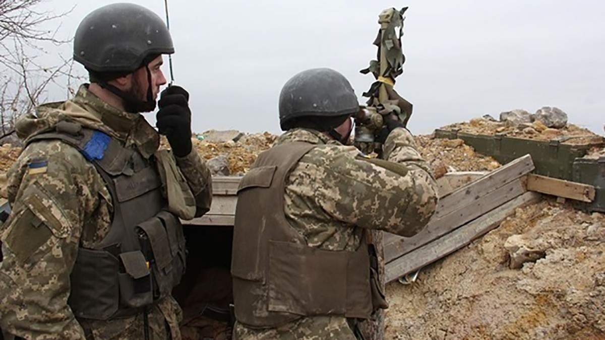 ВСУ сбили вражеский беспилотник