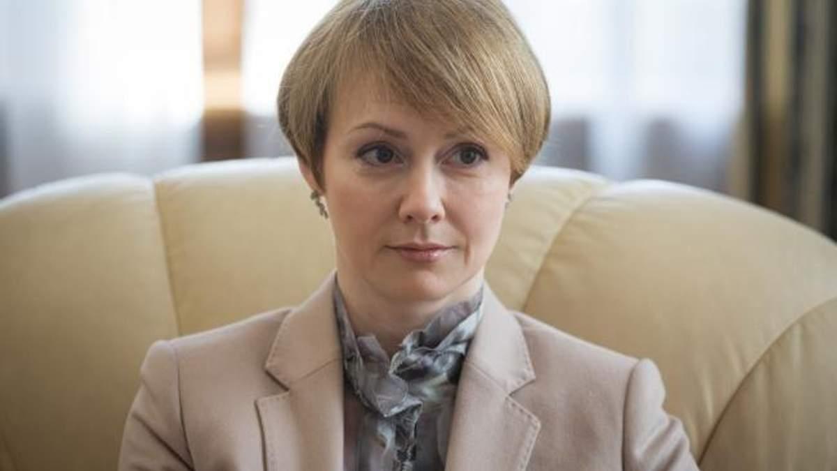Зеркаль планує піти з посади заступниці міністра МЗС