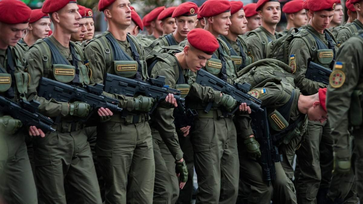 Нардепи розповіли про свою службу в армії