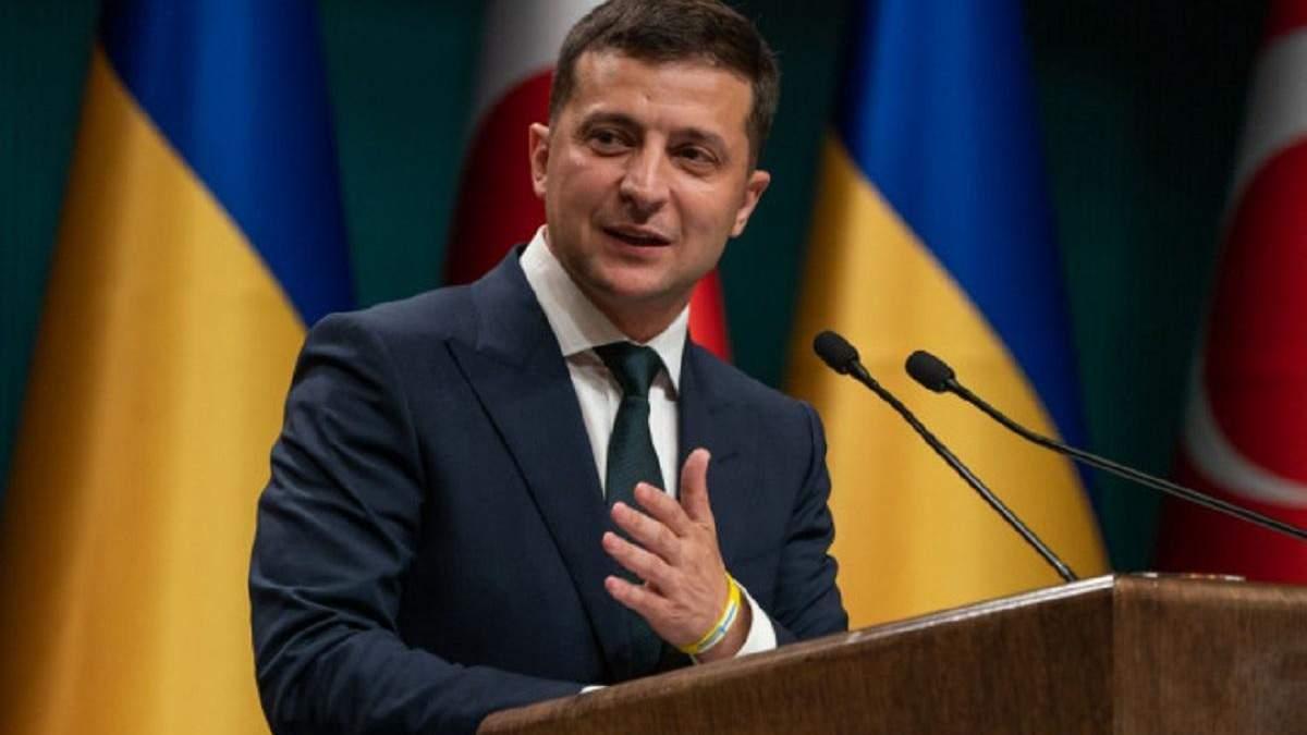 Зеленский признался, что в детстве мечтал стать пограничником