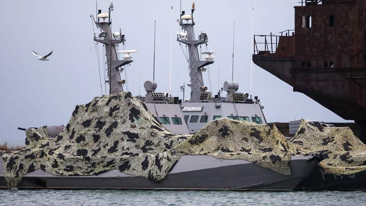 Росія їх угробила, – Воронченко про захоплені кораблі