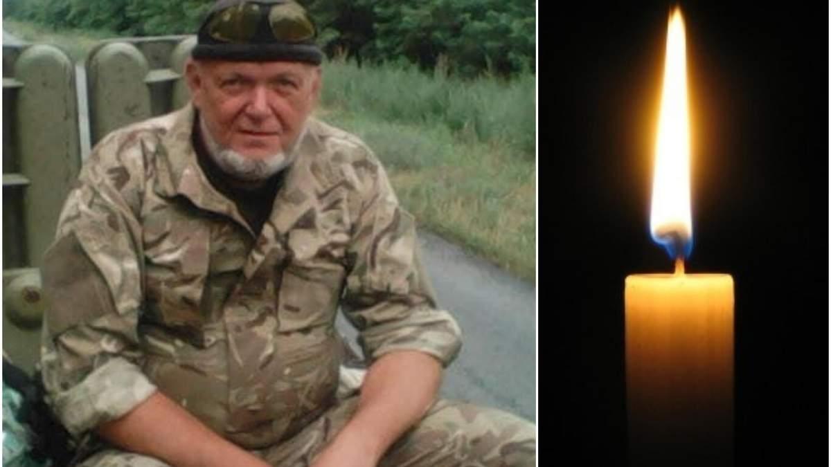 Умер жестоко избитый ветеран АТО Игорь Панов