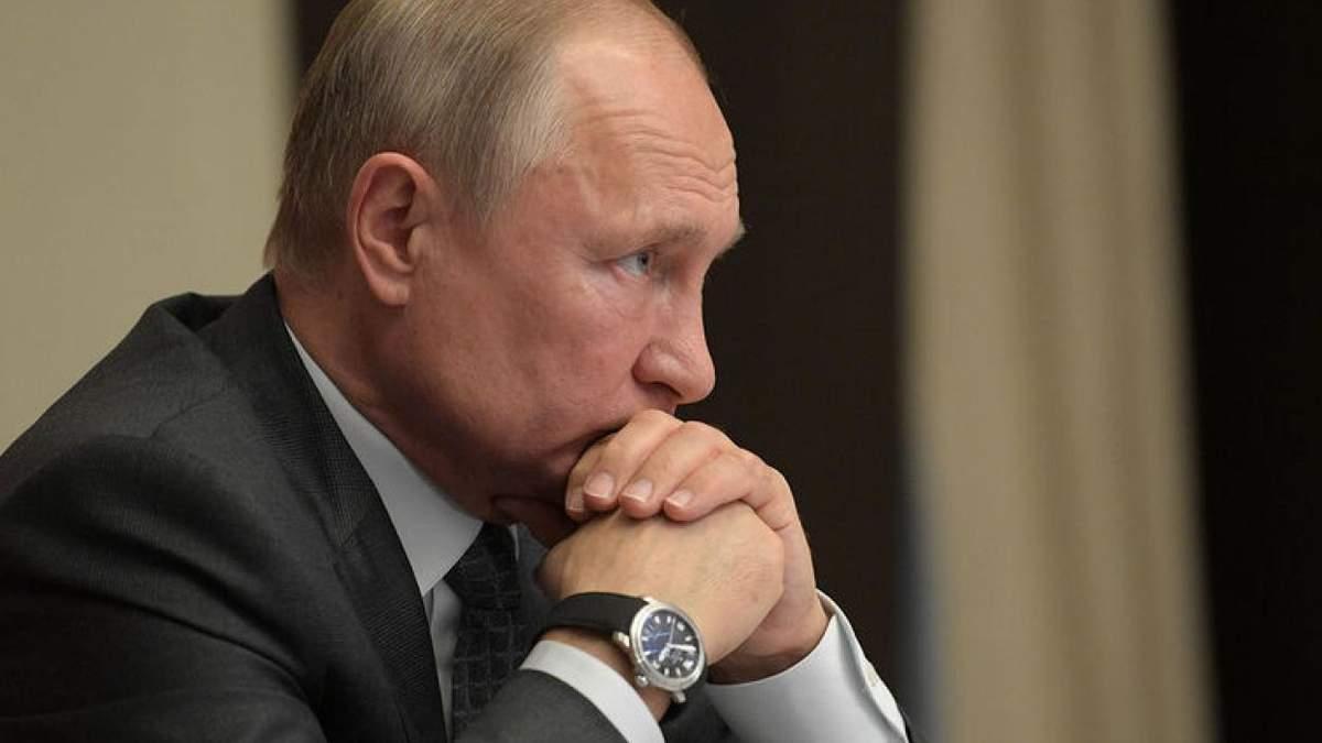 Путін прокоментував ймовірний перегляд мінських угод