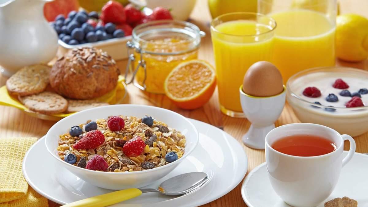 Смачні та нетрадиційні сніданки