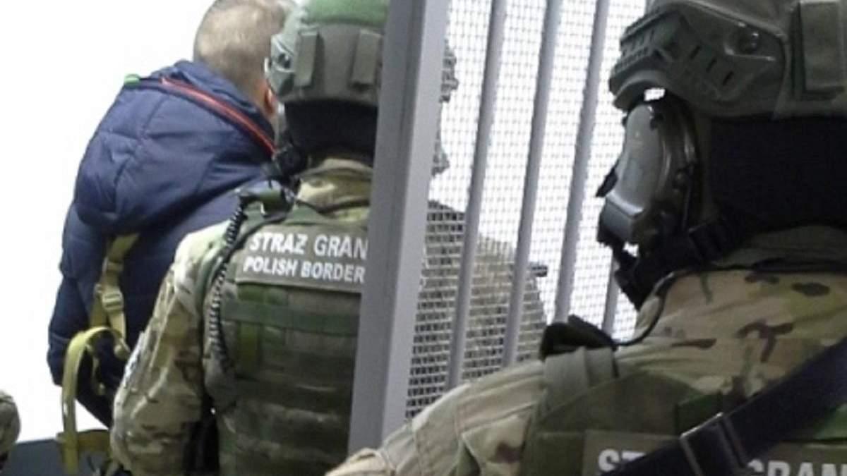 Польські прикордонники затримали українця, якого за подвійне вбивство розшукувала Чехія