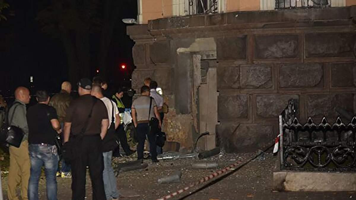 Последствия теракта в Одессе в 2016 году