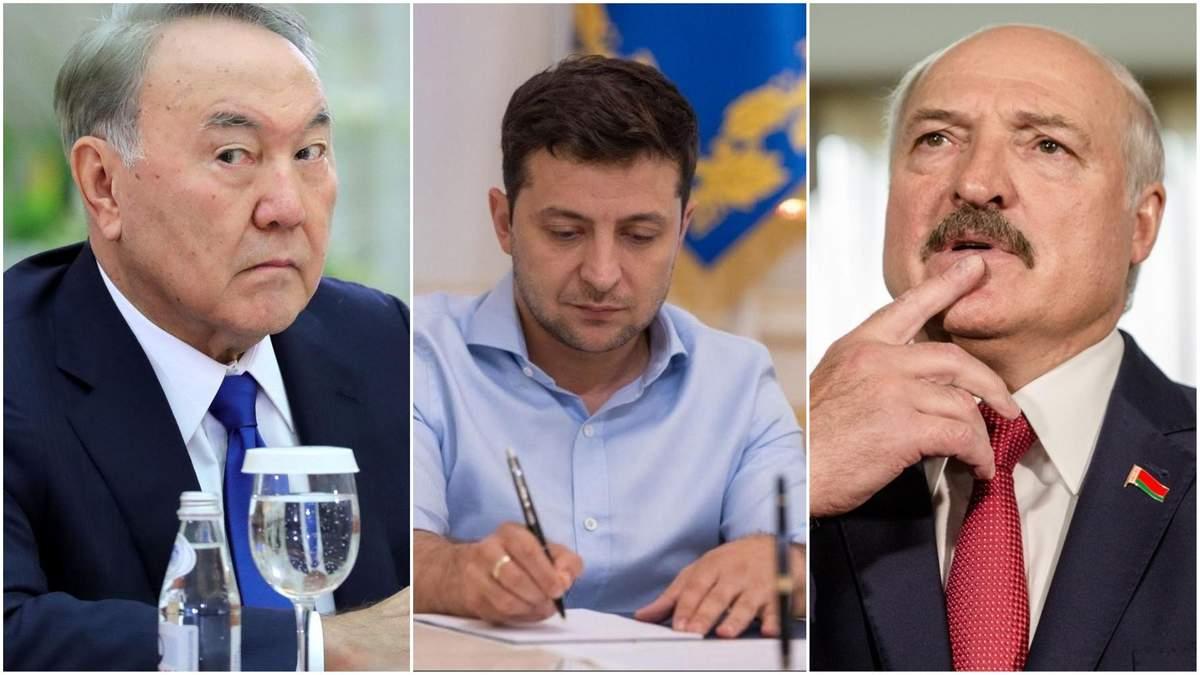 Беларусь и Казахстан имеют предложения и советы для Украины
