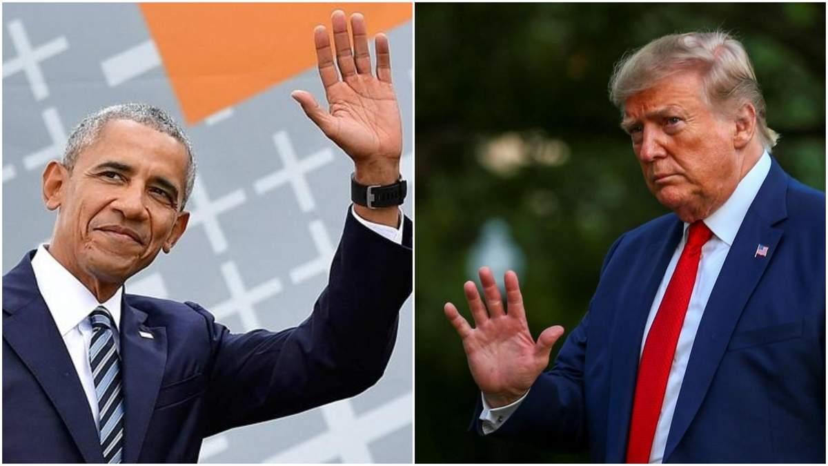 Хто більше допоміг Україні – Обама чи Трамп?