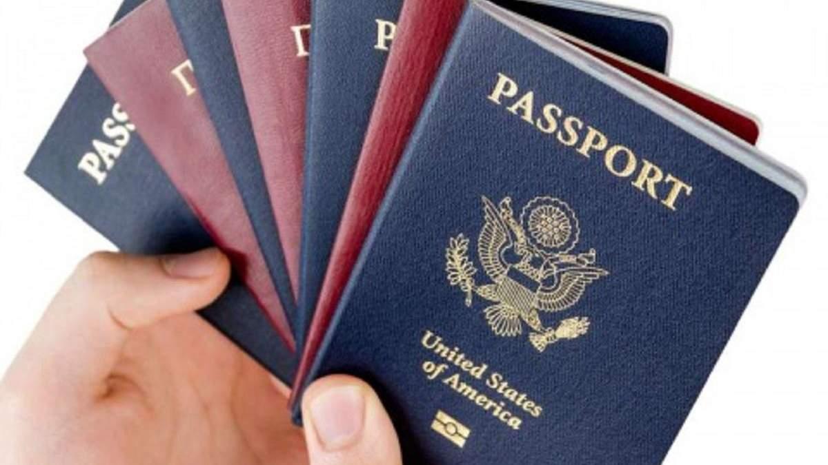 Украина на 5 позиций улучшила свои показатели в рейтинге гражданств