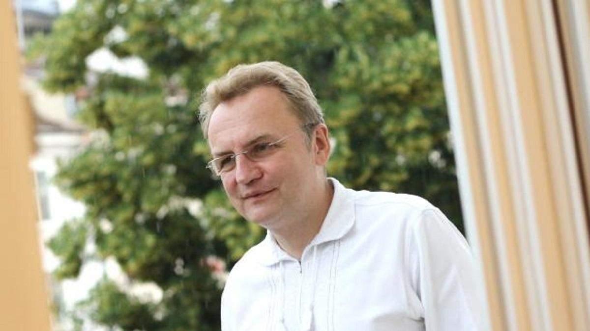 Прокуроры САП вручили подозрение Андрею Садовому