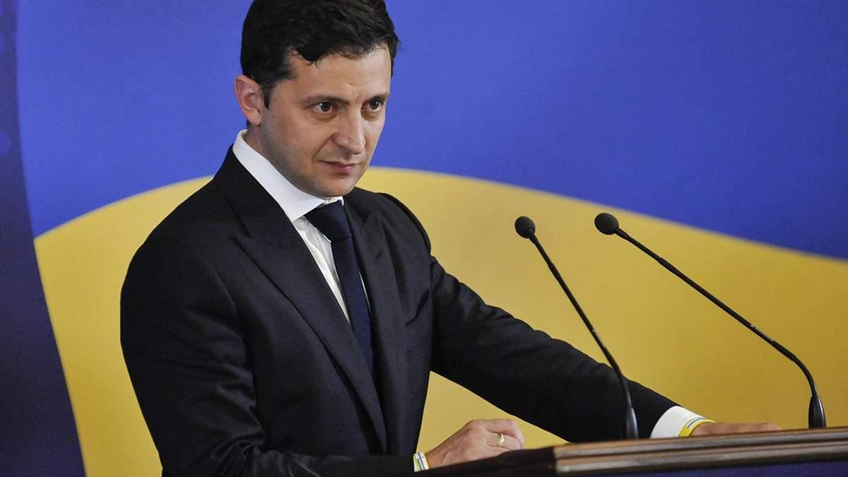 КС признал неконституционным законопроект Зеленского об уполномоченных