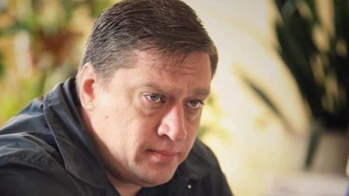 Арахамия сообщил, что Иванисова исключат из фракции