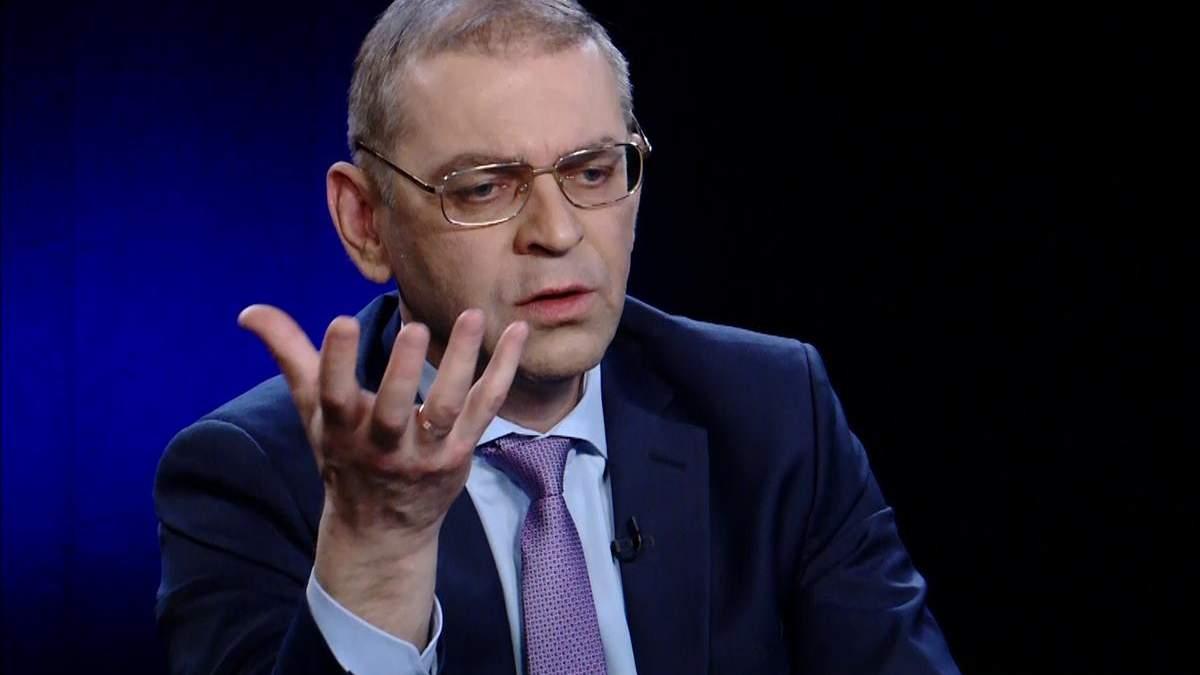 Сергей Пашинский дал показания в суде по делу Майдана