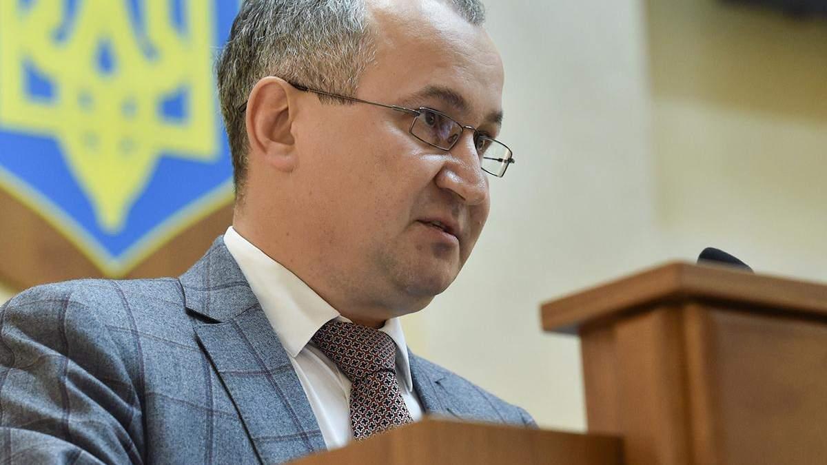 НАБУ расследует несколько дел против экс-главы СБУ Грицака