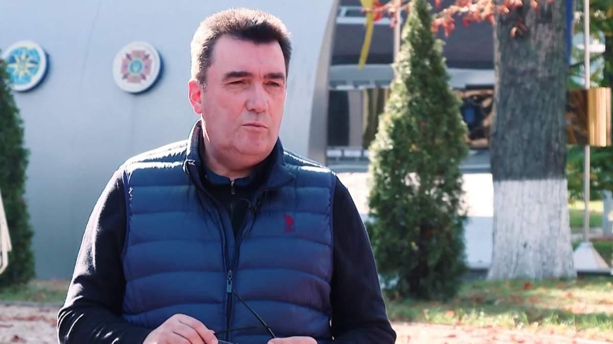 Алексей Данилов – секретарь СНБО Украины