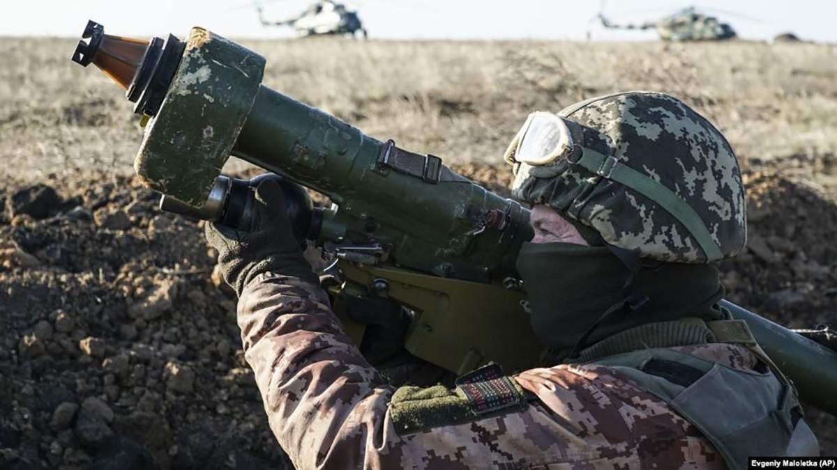 Украинские военные получат обещанную помощь
