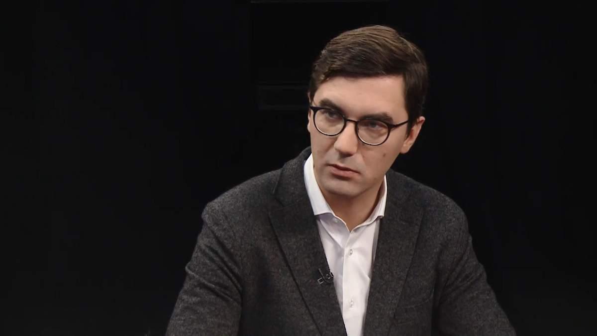 """Депутат от """"Слуги народа"""" Андрей Мотовиловец"""
