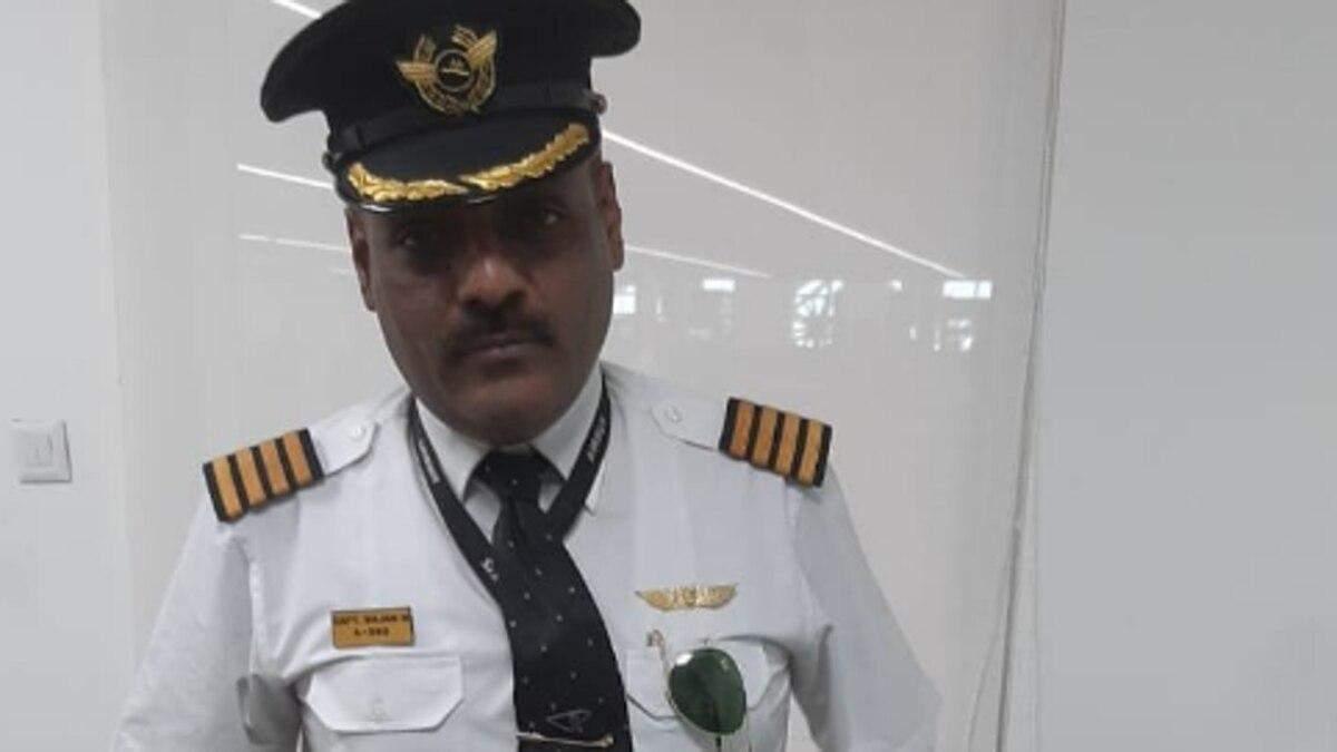 Раджан Махбубані видавав себе за пілота