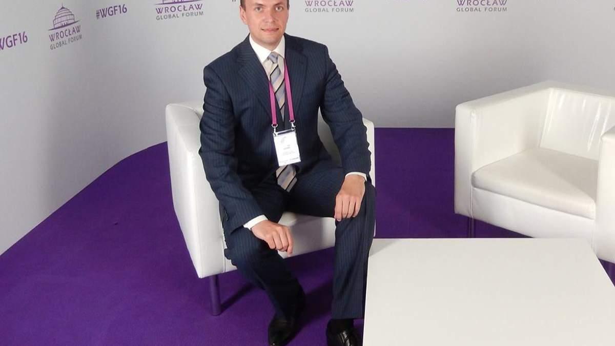 Дмитрий Габинет – новый глава Хмельницкой ОГА – новости Украины