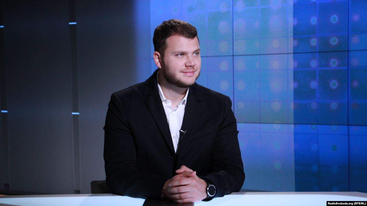 Министр инфраструктуры Владислав Криклий