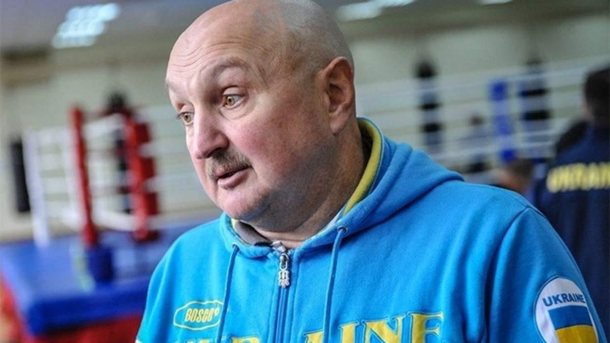 Усик – талановитий боксер та професіонал, який знає чого і за чим виходить на ринг, – тренер