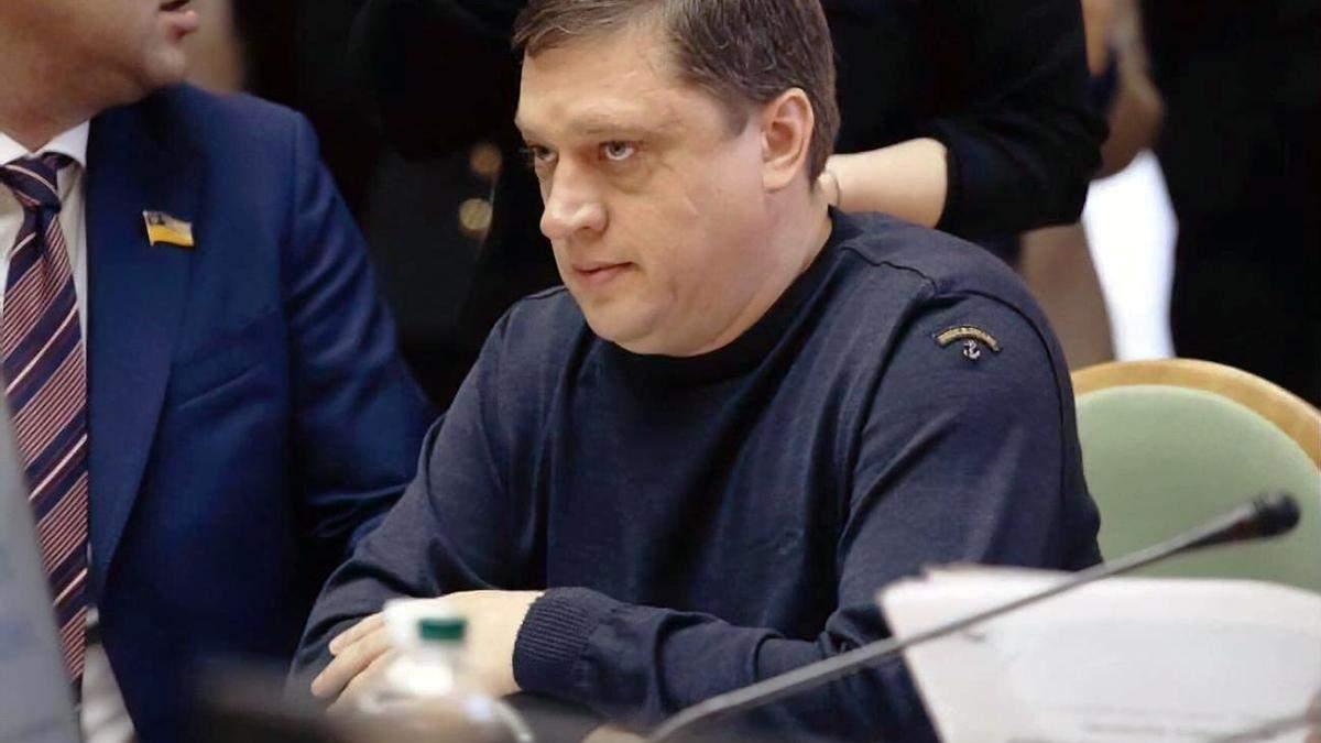 Джокер переписывался с нардепом Иванисовым