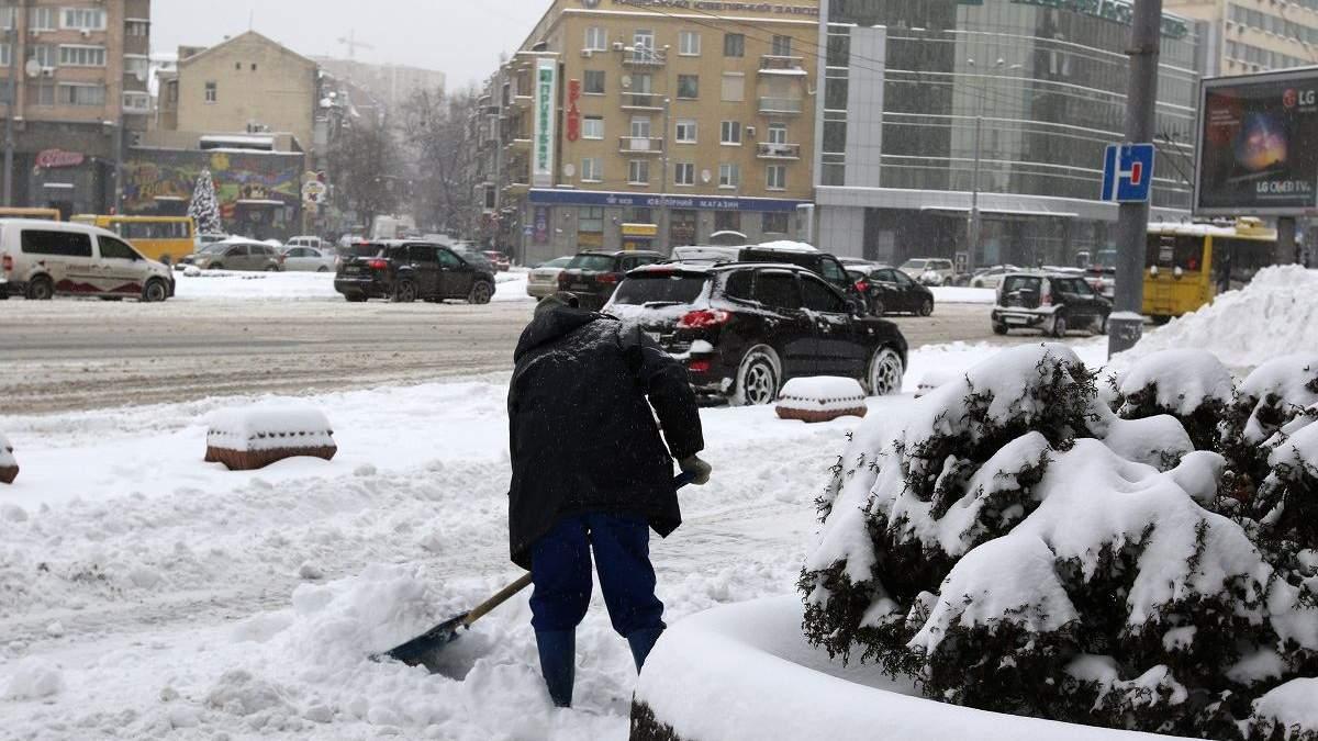 Когда начнется настоящая зима: мнение синоптика