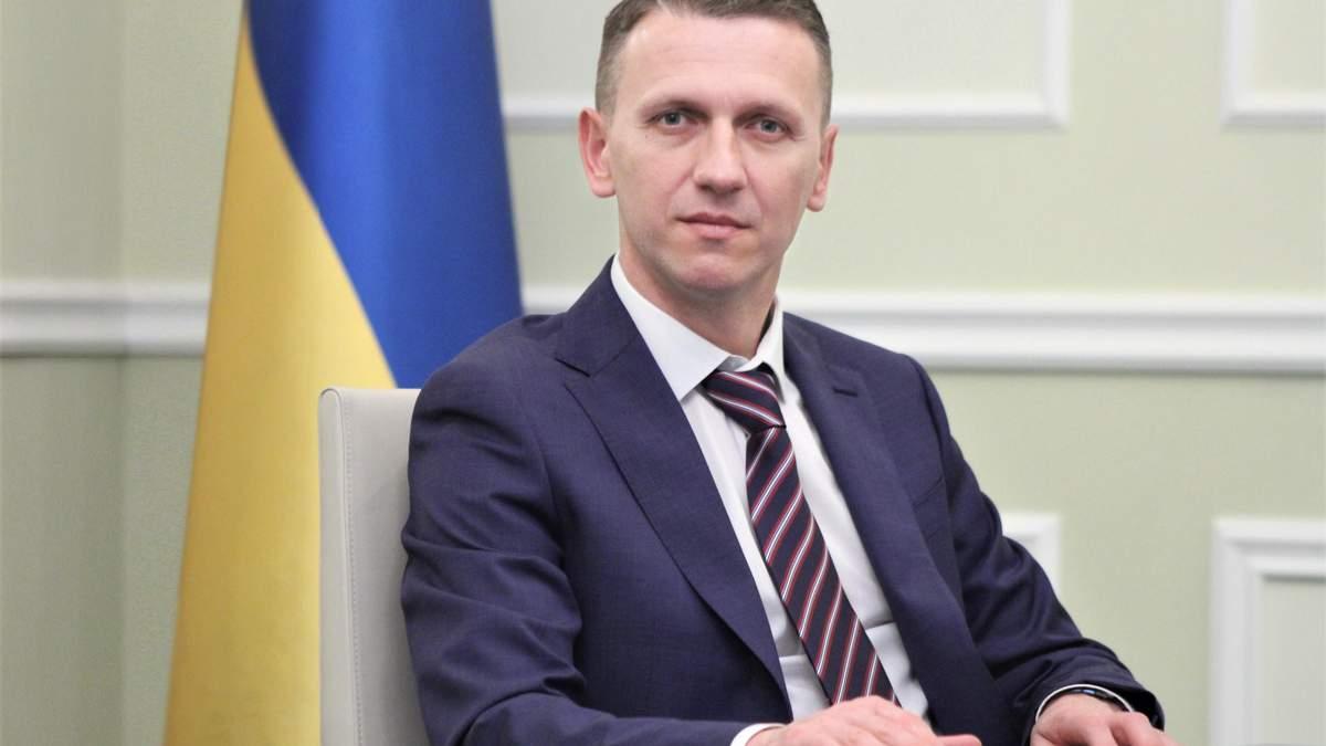 Роман Труба – руководитель Государственного бюро расследований