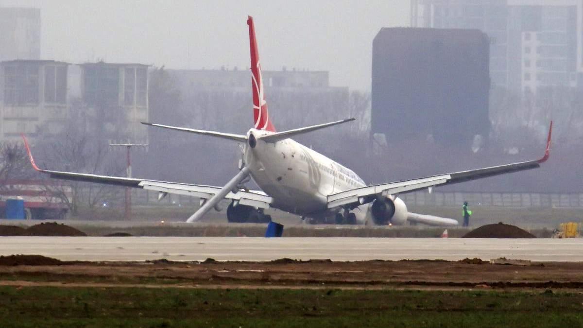 """Аеропорт """"Одеса"""" відновив роботу в штатному режимі"""