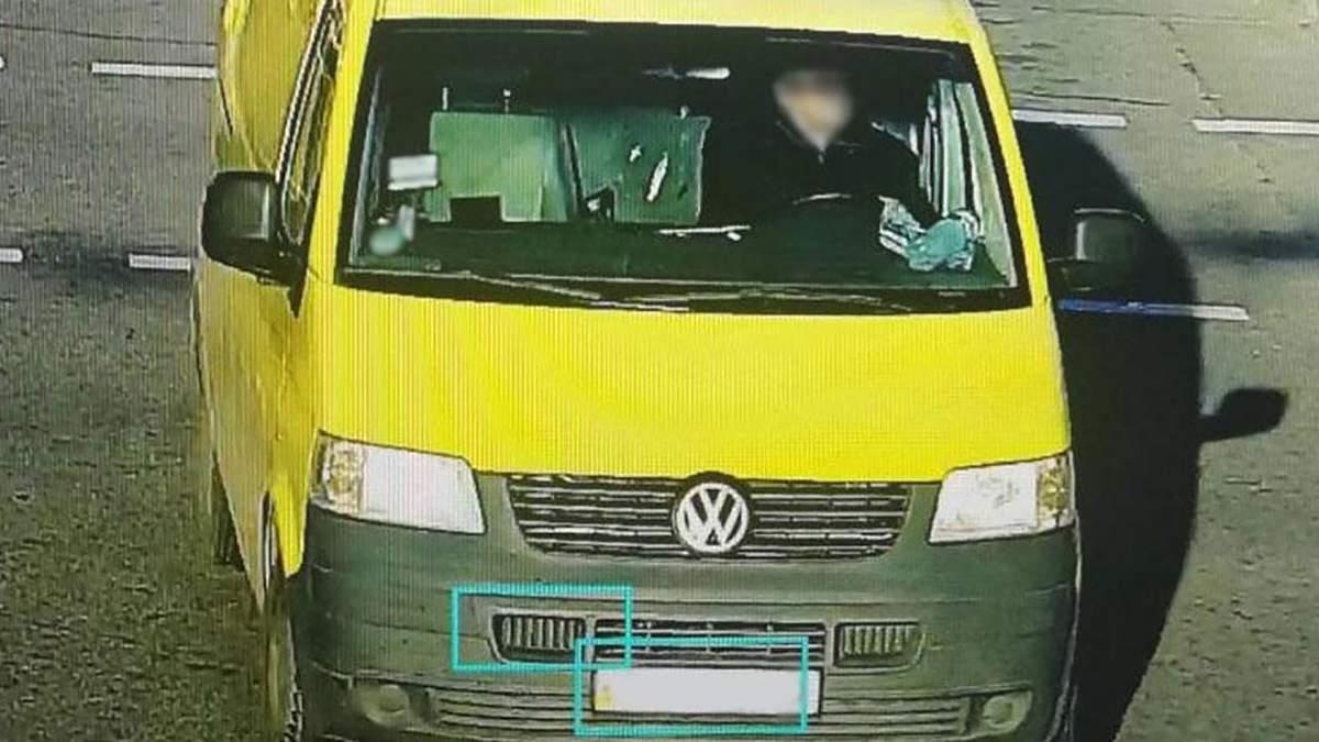 Водій авто, який збив дитину на Київській трасі затриманий