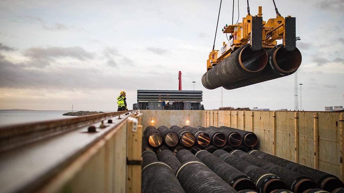Соединенные Штаты могут предусмотреть санкции в отношении газопровода в оборонном бюджете