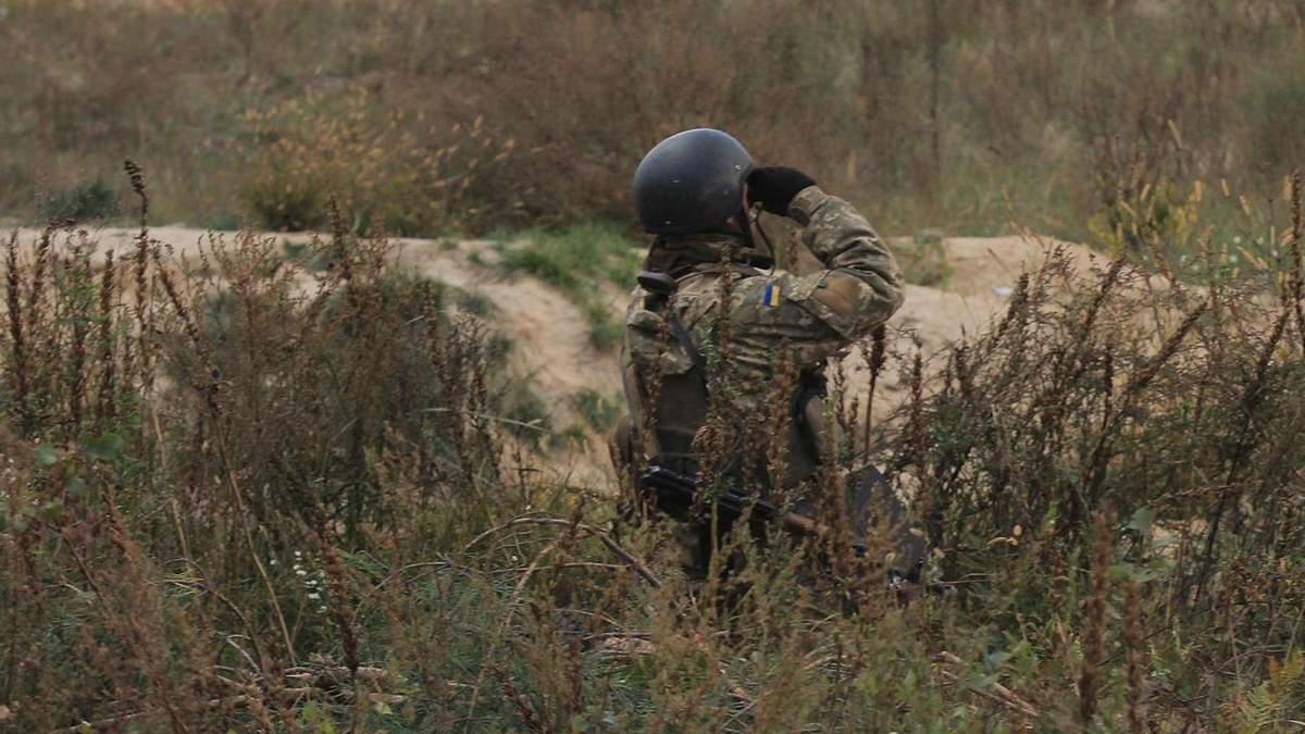 Боевики обстреливали украинские позиции 8 раз