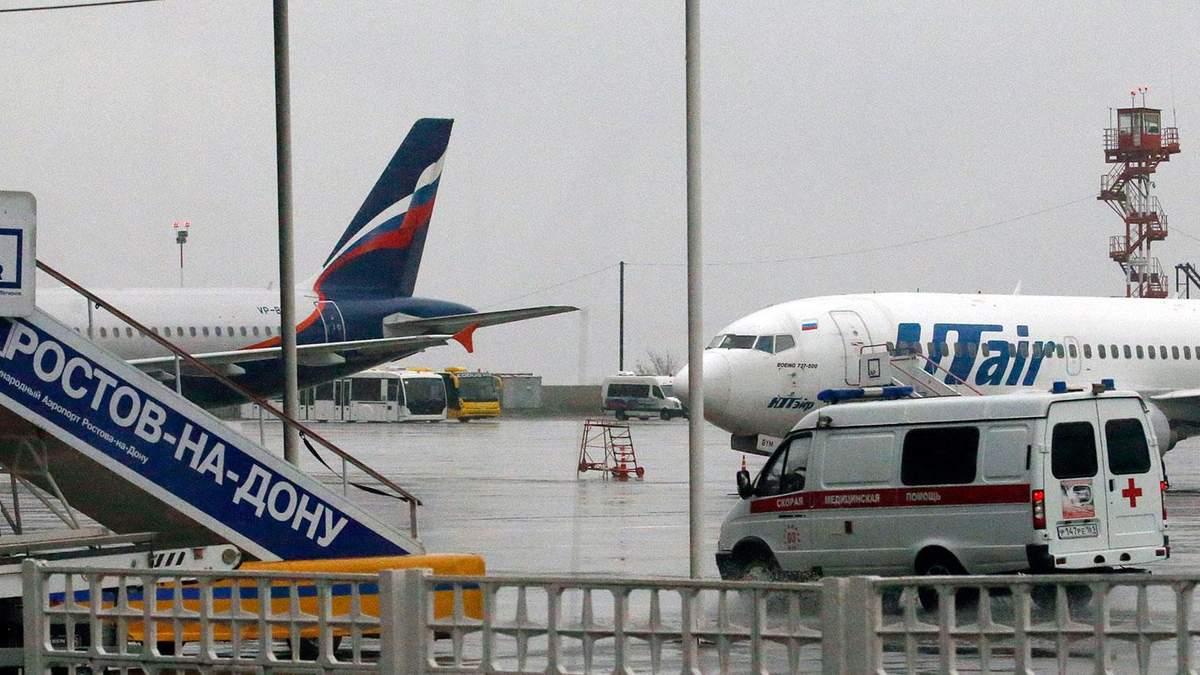 У Росії на борту літака другому пілоту стало зле: після екстреної посадки чоловік помер (ілюстративне фото)