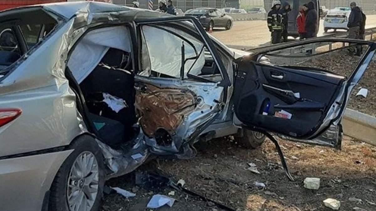 Полиция открыла производство из-за ДТП с участием Николая Кулебы