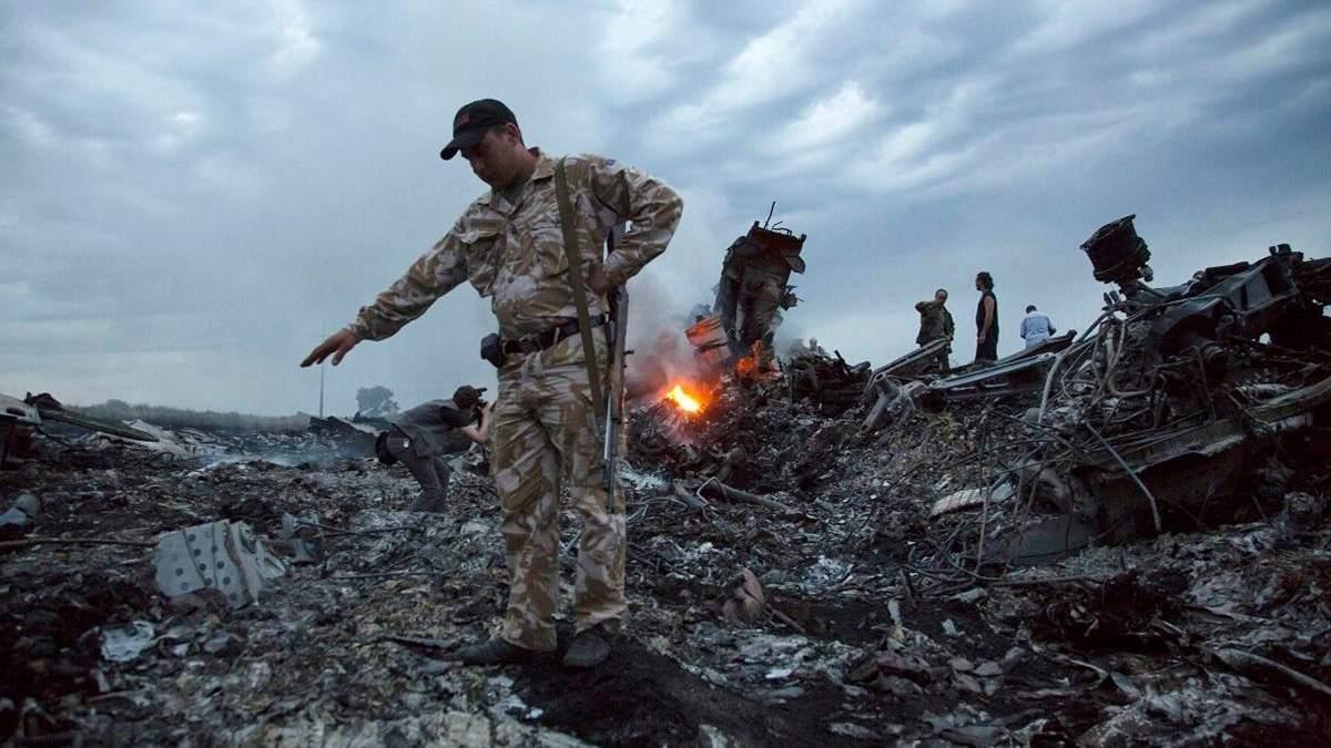У справі MH17 опублікували записи, які засвідчують причетність Кремля