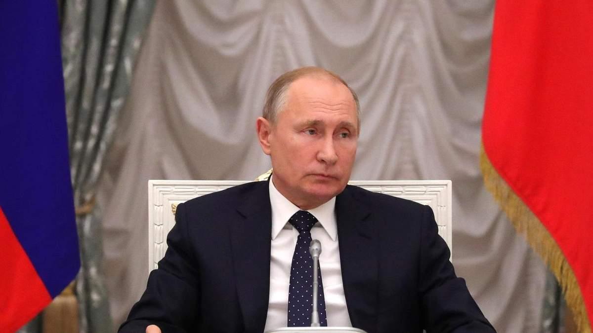 Имперское посягательство Путина на идентичность