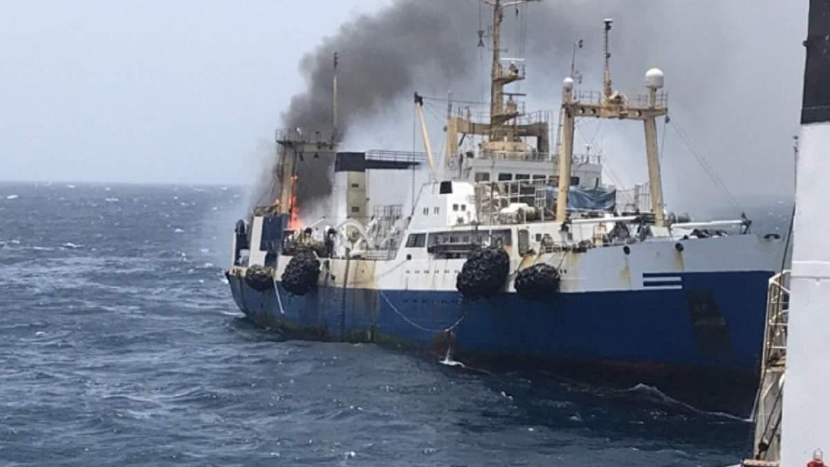 В Україну повернулися моряки з судна, яке у липні затонуло біля Мавританії
