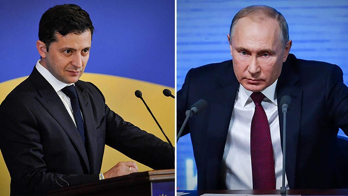 Как украинцы относятся к переговорам Зеленского с Путиным