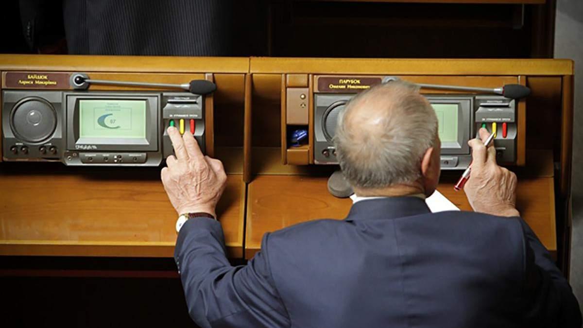 Нардепи не передбачили грошей для боротьби з кнопкодавством