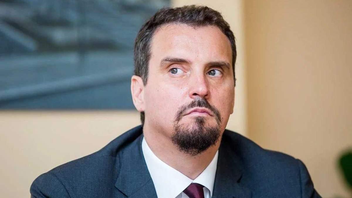 Керівник Укроборонпрому Абромавичус  поскаржився на низьку зарплату