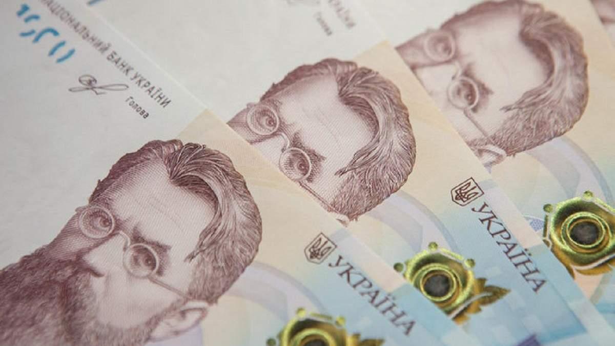 Гривна рекордно окрепла относительно доллара