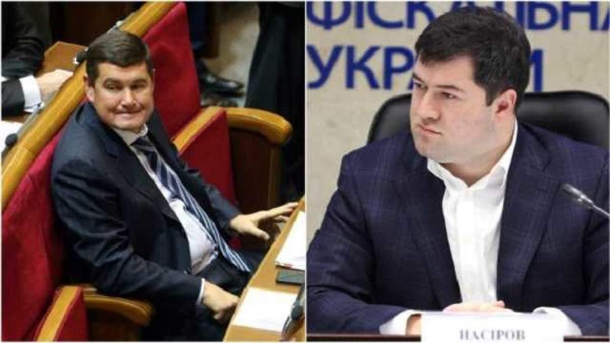 Александр Онищенко и Роман Насиров