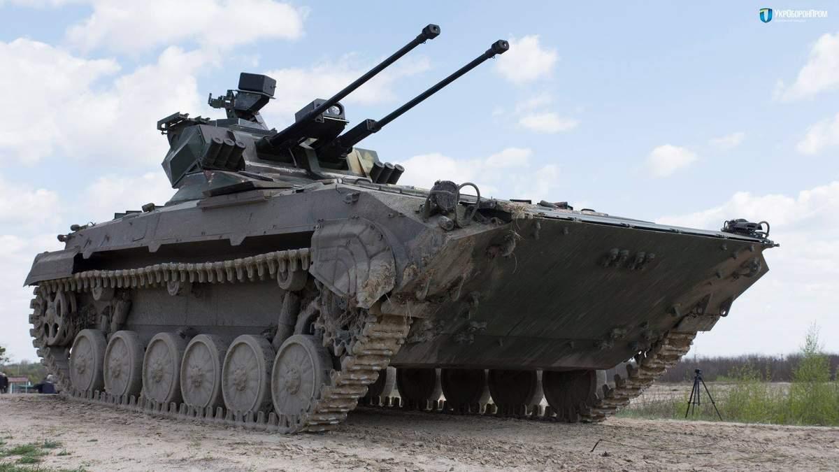 """Модуль """"Дуплет"""" – один из продуктов Житомирского бронетанкового"""