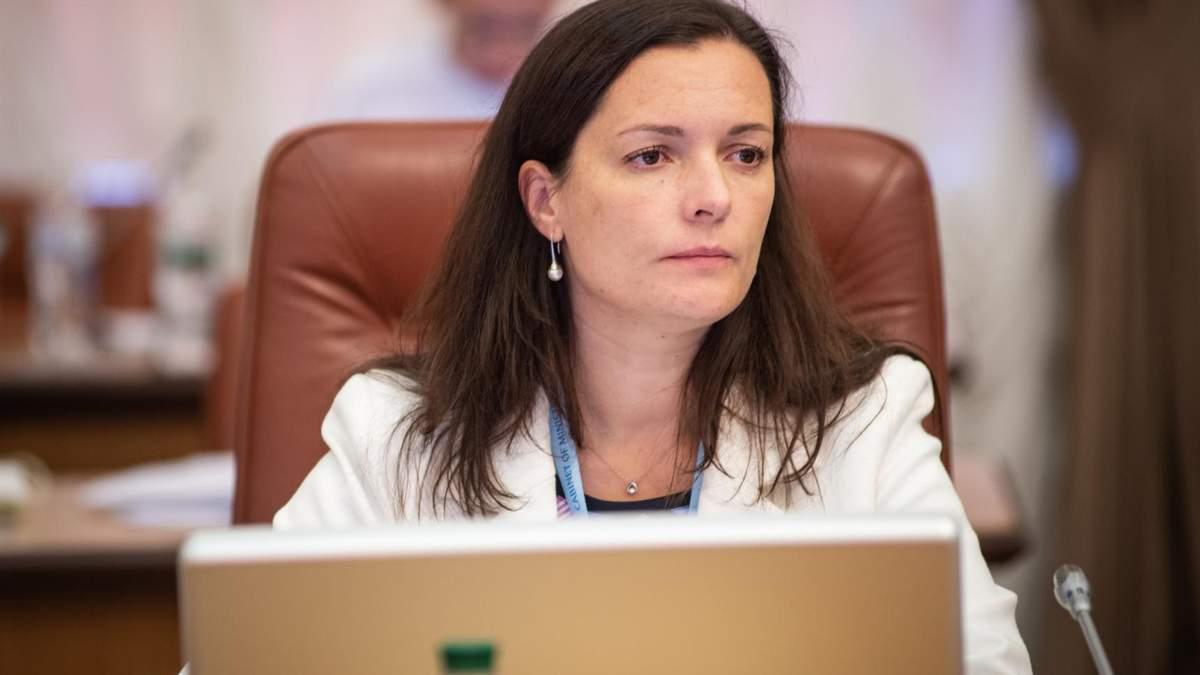 Скалецька прокоментувала відставку Петренка: Нам треба рухатися власним напрямом
