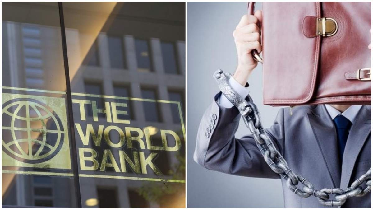 Світовий банк підтримав закон про покарання за незаконне збагачення